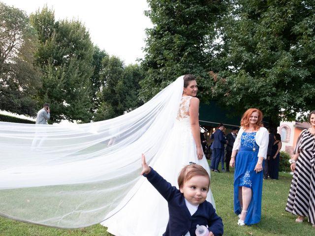 Il matrimonio di Alessio e Federica a Cuggiono, Milano 51