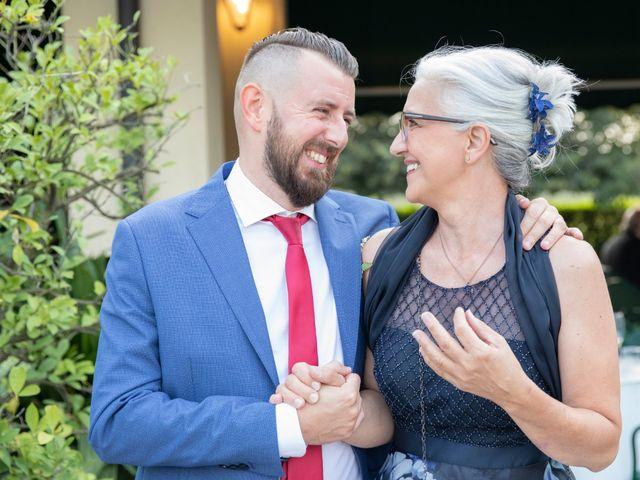 Il matrimonio di Alessio e Federica a Cuggiono, Milano 52