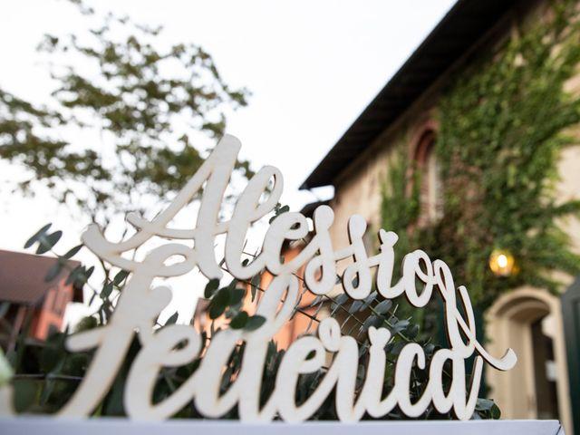 Il matrimonio di Alessio e Federica a Cuggiono, Milano 53