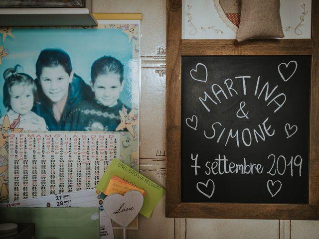 Il matrimonio di Simone e Martina a Vescovana, Padova 2