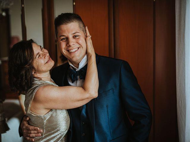 Il matrimonio di Simone e Martina a Vescovana, Padova 4