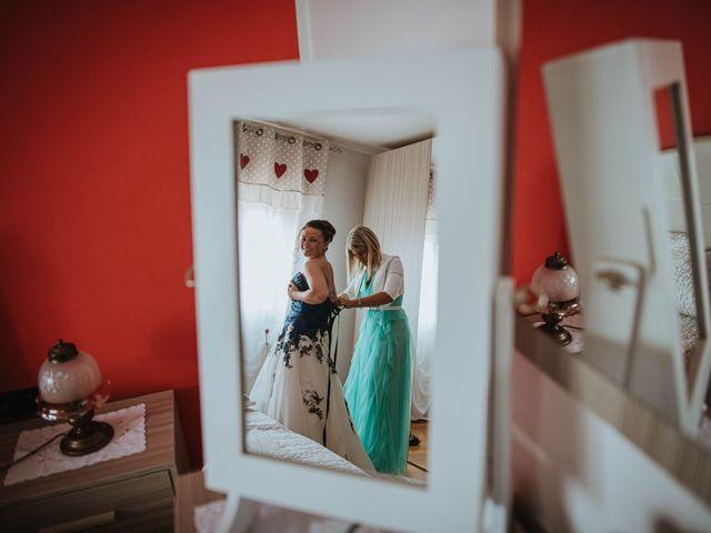 Il matrimonio di Simone e Martina a Vescovana, Padova 5