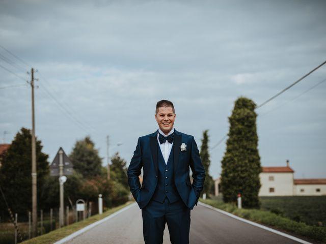 Il matrimonio di Simone e Martina a Vescovana, Padova 6