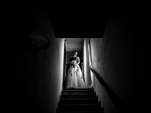Il matrimonio di Simone e Martina a Vescovana, Padova 8