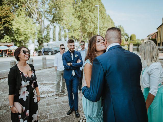 Il matrimonio di Simone e Martina a Vescovana, Padova 9