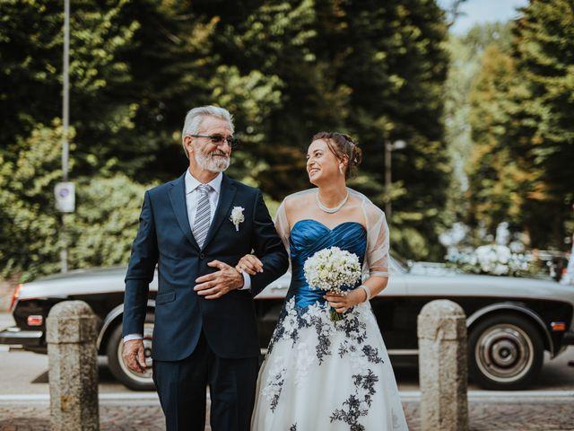 Il matrimonio di Simone e Martina a Vescovana, Padova 15