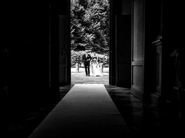 Il matrimonio di Simone e Martina a Vescovana, Padova 16
