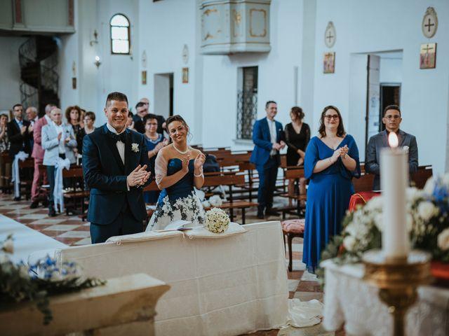 Il matrimonio di Simone e Martina a Vescovana, Padova 18