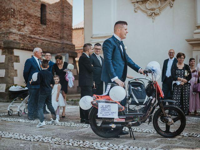 Il matrimonio di Simone e Martina a Vescovana, Padova 25