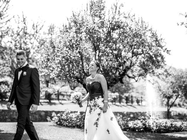 Il matrimonio di Simone e Martina a Vescovana, Padova 27