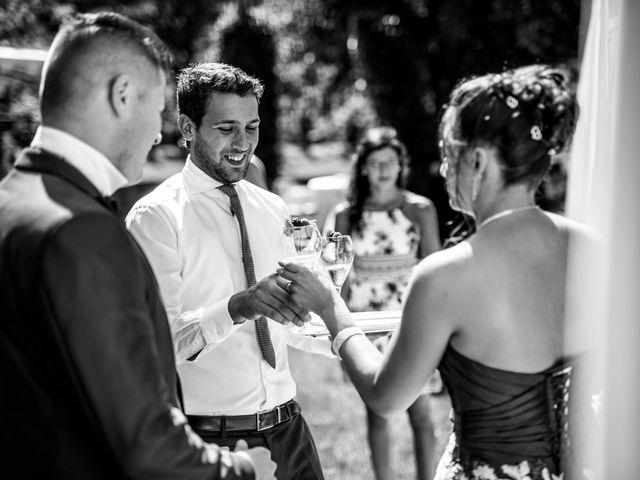 Il matrimonio di Simone e Martina a Vescovana, Padova 28