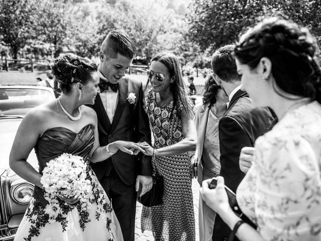 Il matrimonio di Simone e Martina a Vescovana, Padova 1