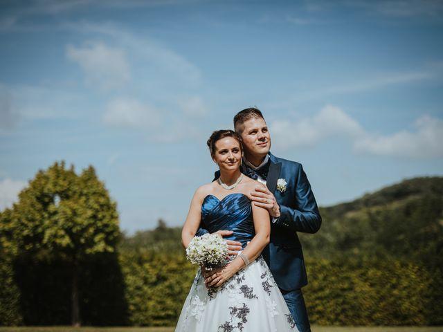 Il matrimonio di Simone e Martina a Vescovana, Padova 31