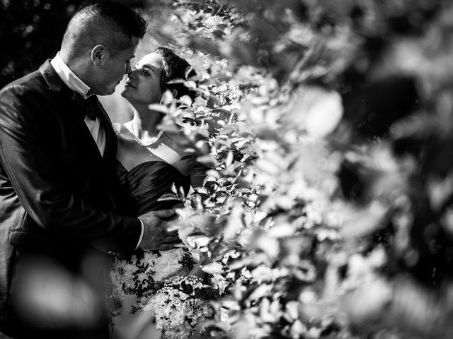 Il matrimonio di Simone e Martina a Vescovana, Padova 34