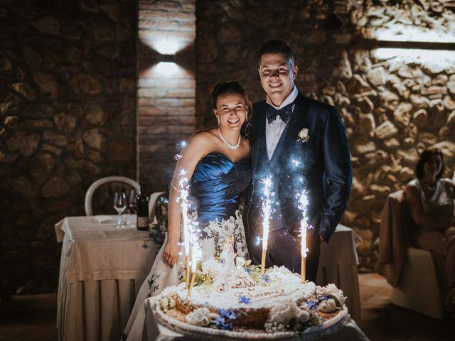 Il matrimonio di Simone e Martina a Vescovana, Padova 46