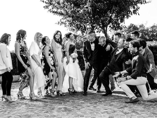 Il matrimonio di Simone e Martina a Vescovana, Padova 49
