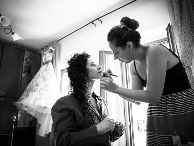 Il matrimonio di Emanuele e Cristina a Garlate, Lecco 3