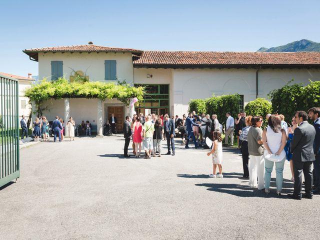 Il matrimonio di Emanuele e Cristina a Garlate, Lecco 9