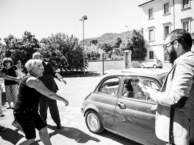 Il matrimonio di Emanuele e Cristina a Garlate, Lecco 11