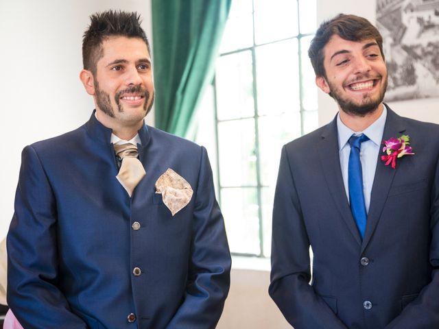 Il matrimonio di Emanuele e Cristina a Garlate, Lecco 14