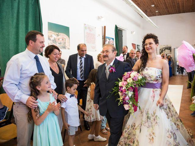 Il matrimonio di Emanuele e Cristina a Garlate, Lecco 15