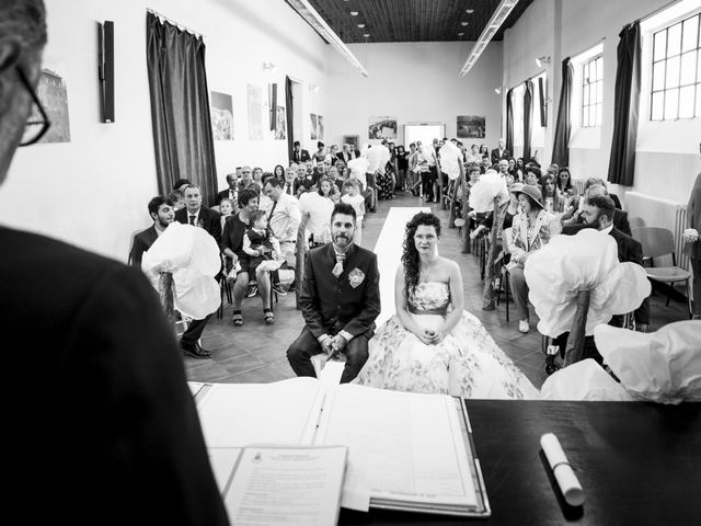 Il matrimonio di Emanuele e Cristina a Garlate, Lecco 16