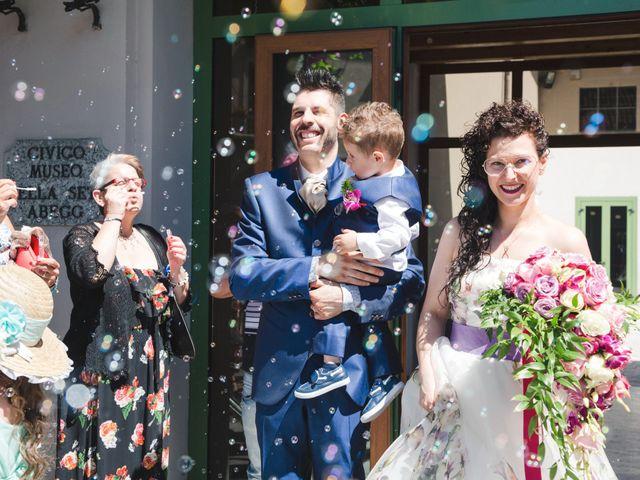 Il matrimonio di Emanuele e Cristina a Garlate, Lecco 17