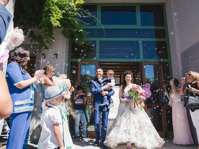 Il matrimonio di Emanuele e Cristina a Garlate, Lecco 18