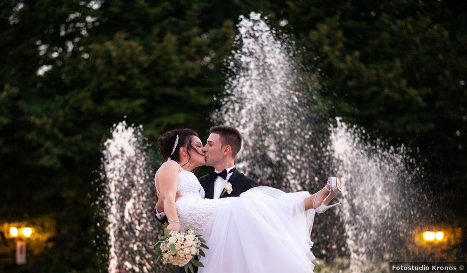 Il matrimonio di Fabio e Enxi a Bologna, Bologna