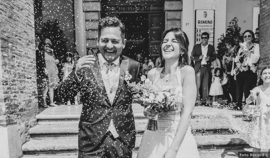 Il matrimonio di Ronald e Jessica a Rimini, Rimini