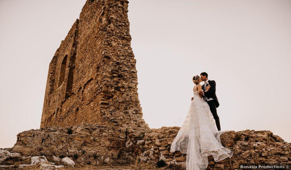 Il matrimonio di Giuseppe e Alba a Barrafranca, Enna