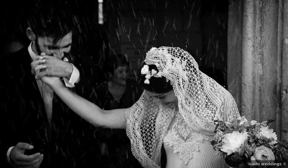 Il matrimonio di Alberto e Maria Luisa a Alghero, Sassari