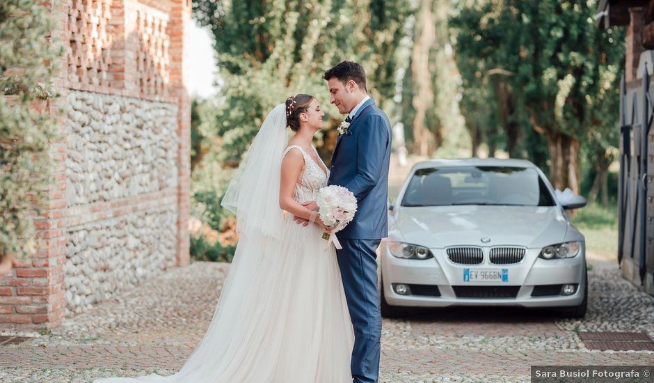 Il matrimonio di Patrizio e Stefania a Segrate, Milano