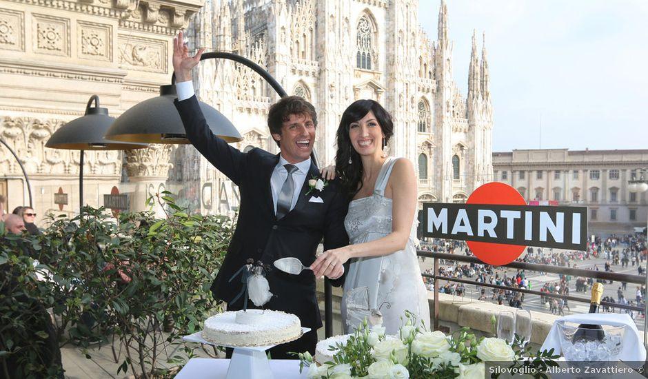 Il matrimonio di Dimitri e Micaela a Milano, Milano