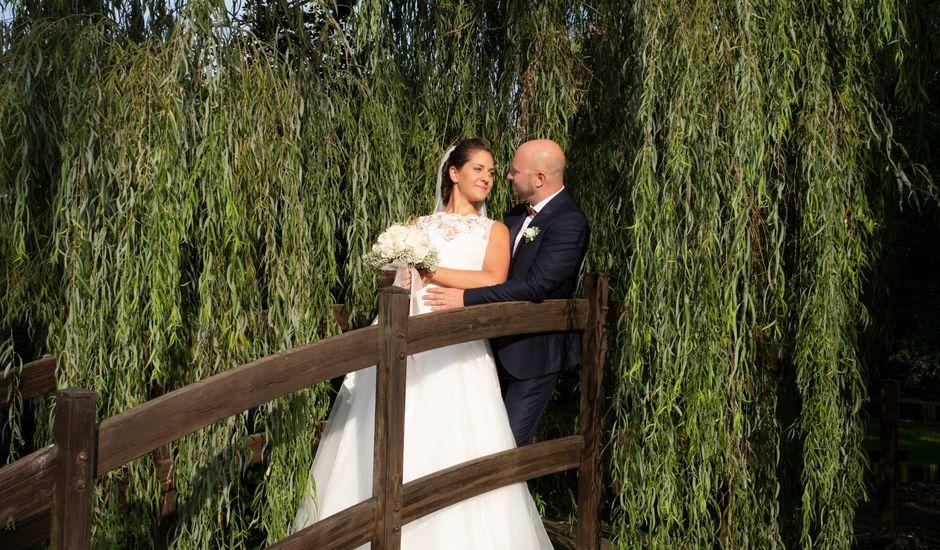 Il matrimonio di Alessio e Federica a Cuggiono, Milano