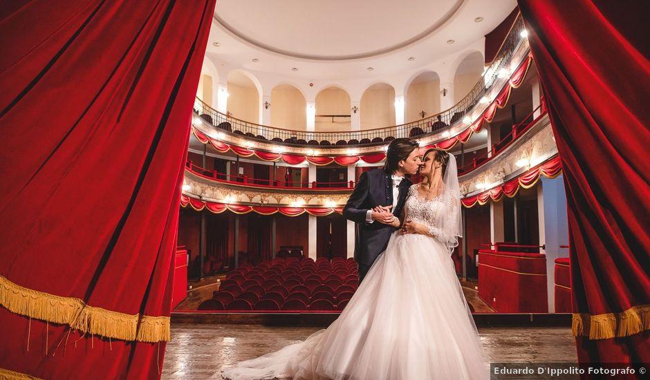 Il matrimonio di Giulia e Giuseppe a Licata, Agrigento