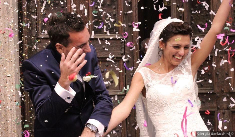 Il matrimonio di Pietro e Anna a Vigevano, Pavia
