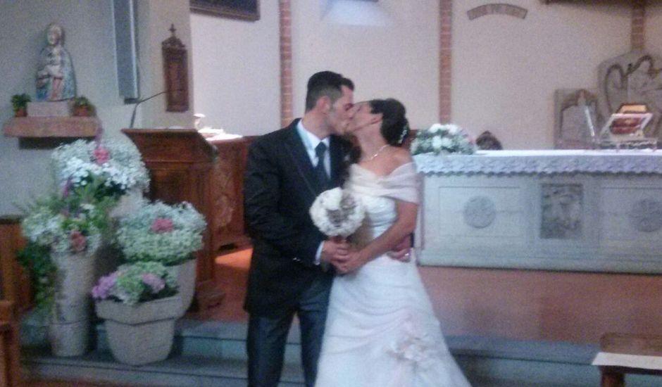 Il matrimonio di Simone e Caterina a Gazzola, Piacenza