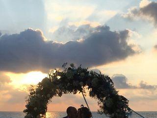 Le nozze di Elisabetta e Stefano 1