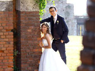 Le nozze di Laura e Claudio