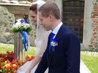 Le nozze di Eliana e Gabriele