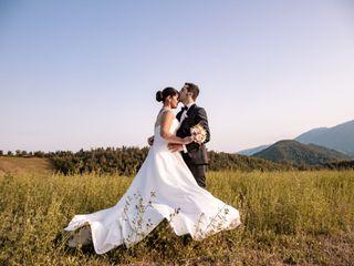 Le nozze di Giulia e Domenico 1