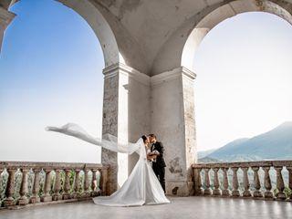 Le nozze di Giulia e Domenico