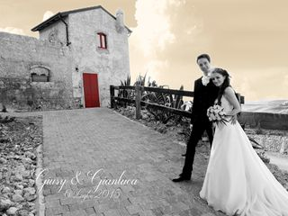 Le nozze di Giusy e Gianluca 1