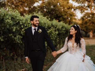 Le nozze di Alberto e Emanuela