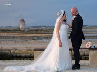 Le nozze di Giusy e Marco