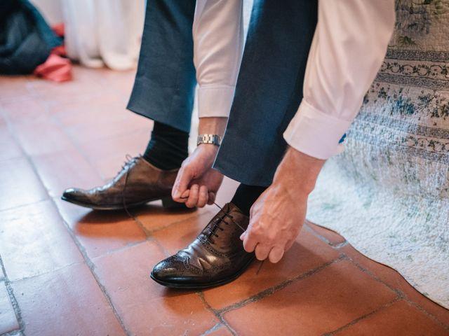 Il matrimonio di Patrick e Sophie a Greve in Chianti, Firenze 9
