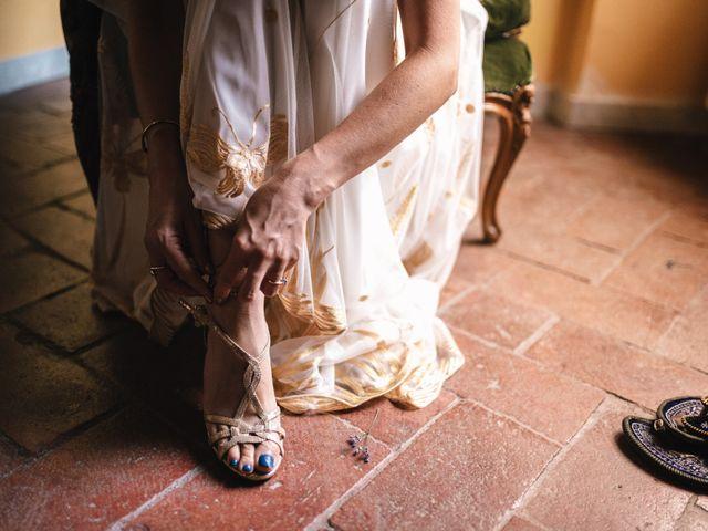Il matrimonio di Patrick e Sophie a Greve in Chianti, Firenze 20