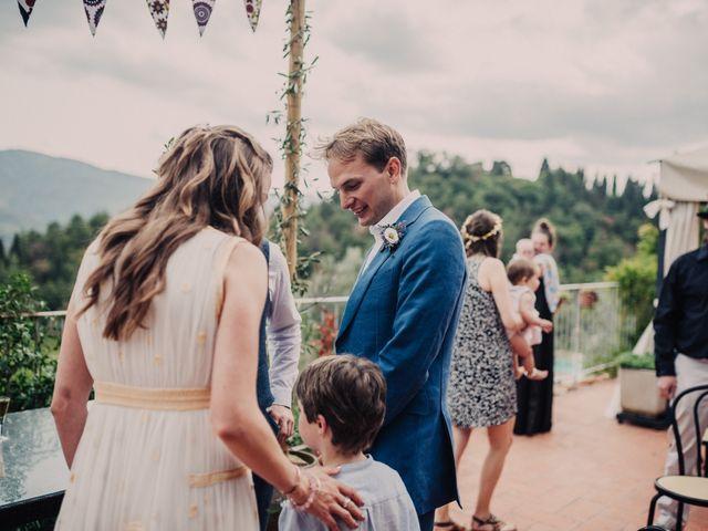 Il matrimonio di Patrick e Sophie a Greve in Chianti, Firenze 29