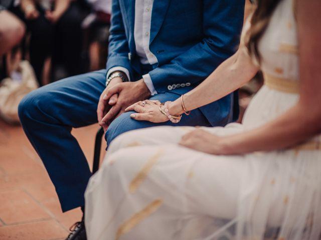 Il matrimonio di Patrick e Sophie a Greve in Chianti, Firenze 33